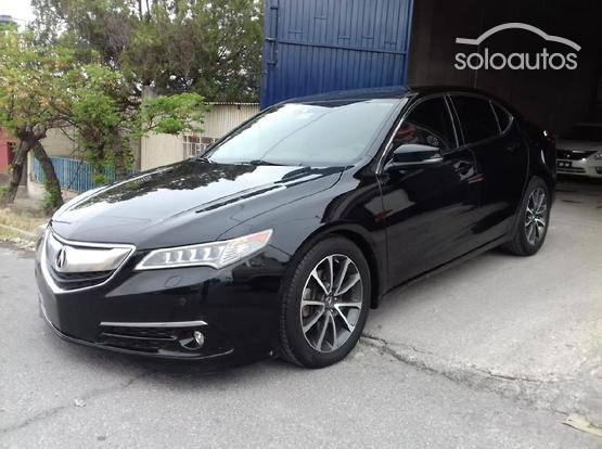 2015 Acura TLX 3.5 Advance AT