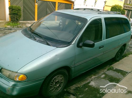 1995 Ford Windstar GL PLUS