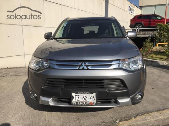 2015 Mitsubishi Outlander 2.4L SE AT