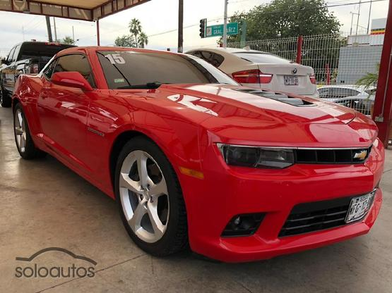 2015 Chevrolet Camaro SS Special Edition S AT