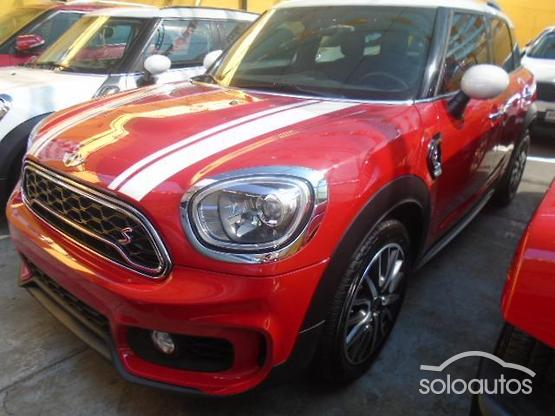 2018 MINI Countryman Cooper S Chili