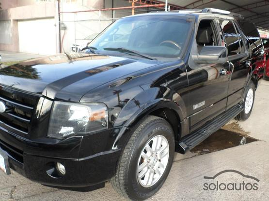 2008 Ford Expedition Limited 4x2 5.4L V8 Pta. Elec.