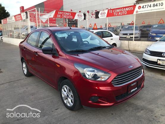2017 Ford Figo ENERGY TM 5 PTAS