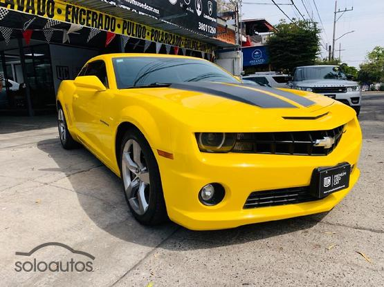 2011 Chevrolet Camaro 6.2 2SS AT