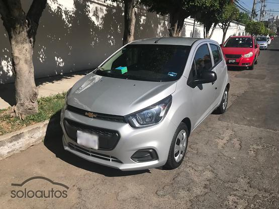 2018 Chevrolet Beat LT B TM