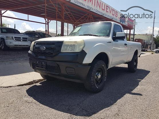 2011 Ford Ranger XL Caja Larga I4 TM