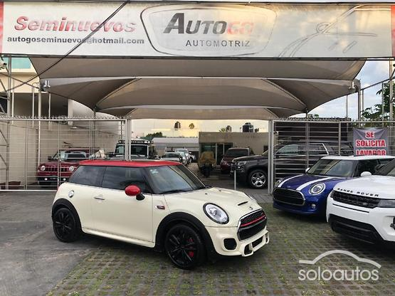 2018 MINI MINI 2.0 John Cooper Works Hot Chili AT
