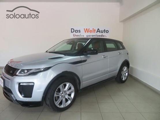 2016 Land Rover Range Rover Evoque 2.0 SE Dynamic AT 4WD