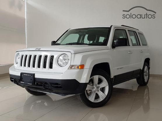 2016 Jeep Patriot Sport MTX