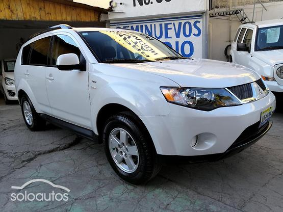 2009 Mitsubishi Outlander 3.0L LS 3ra fila & Sunroof AT