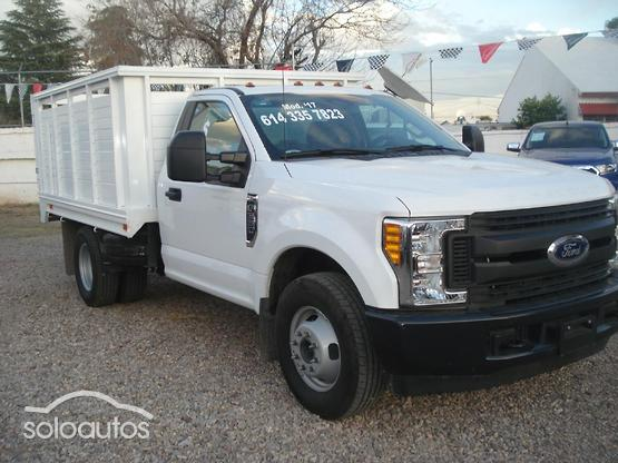 2017 Ford F-350 XL 6.2 GAS TA A/A