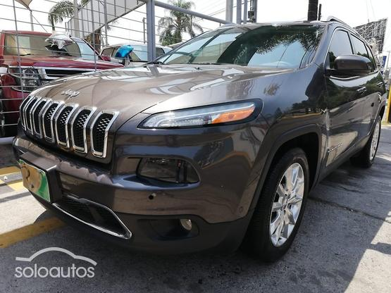 2017 Jeep Cherokee Limited Plus