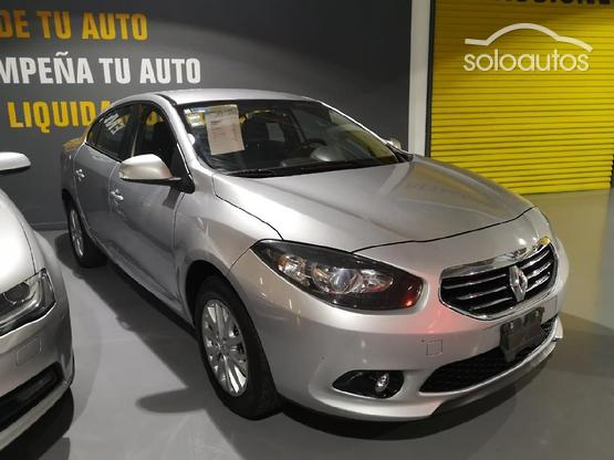 2014 Renault Fluence Expression CVT