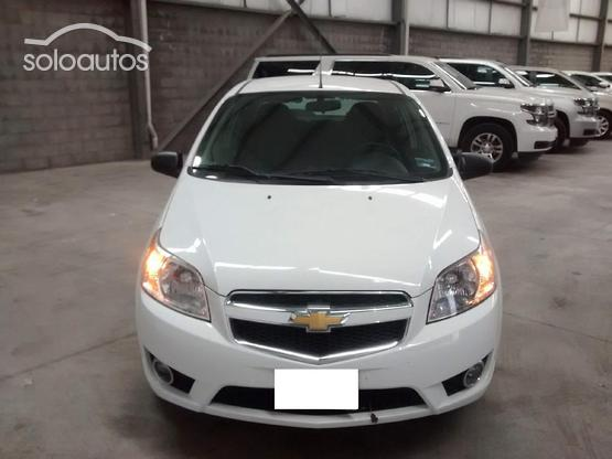2018 Chevrolet Aveo LT D AT