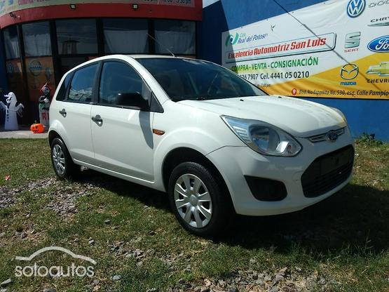 2013 Ford Fiesta Ikon Ford Ikon Ambiente TM A/A