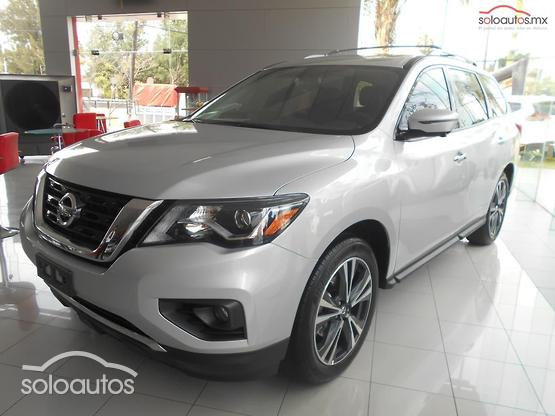2018 Nissan Pathfinder Exclusive Midnight edition 4WD