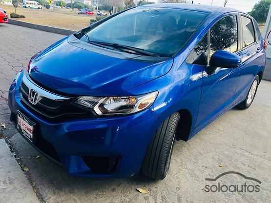 2017 Honda FIT Fun CVT