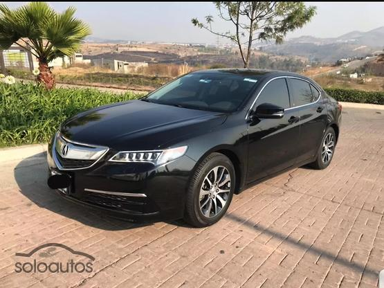 2015 Acura TLX 2.4 Tech AT
