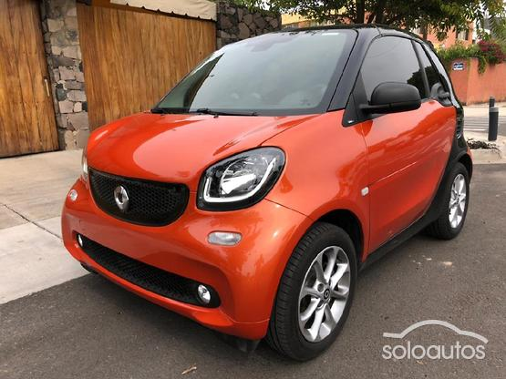 2018 smart fortwo passion convertible