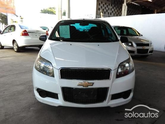 2013 Chevrolet Aveo M LS Manual, aire acondicionado