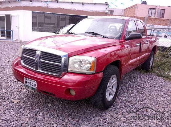 2006 dodge dakota v6