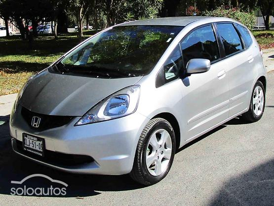 2010 Honda FIT 1.5 EX 5AT