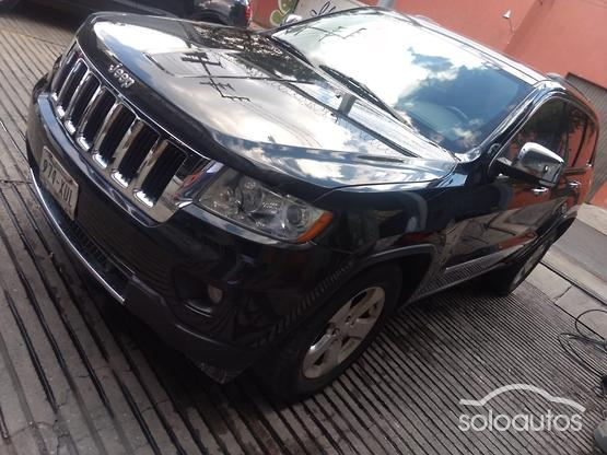 2011 Jeep Grand Cherokee Limited Premium V8 5.7 Hemi 4X2