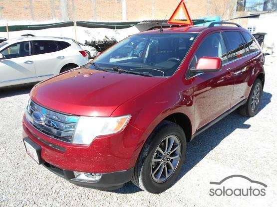 2008 Ford Edge Limited 3.5L V6 Piel DVD