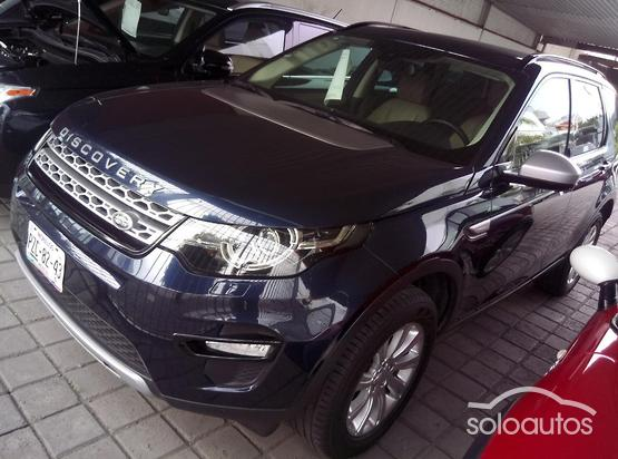 2016 Land Rover Discovery Sport 2.0 HSE AT 4WD