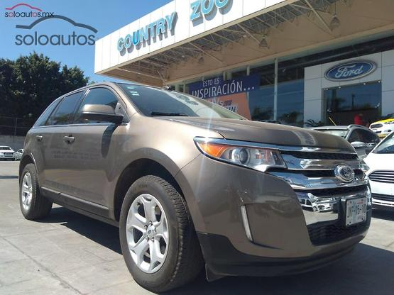 2012 Ford Edge Limited 3.5 V6 Piel Sunroof
