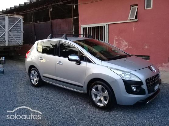 2011 Peugeot 3008 1.6 Allure Turbo Tiptronic