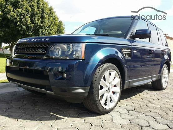2013 Land Rover Range Rover Sport 5.0 Supercharged