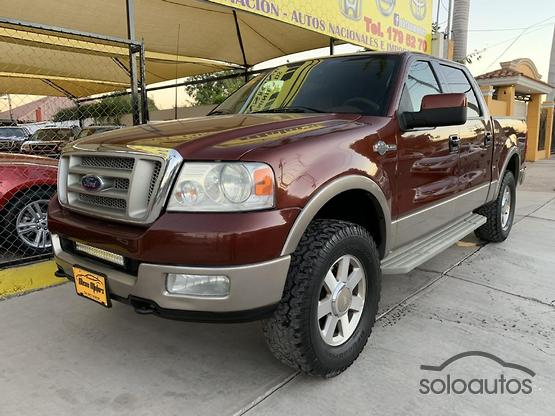 2005 Ford Lobo Lobo Doble Cabina,King Ranch 4x4