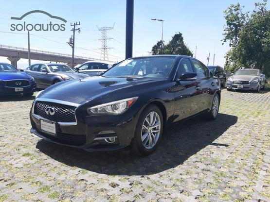 2015 Infiniti Q50 3.7 Perfection TA