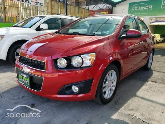 2012 Chevrolet Sonic AT F