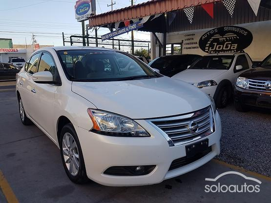 2015 Nissan Sentra Advance CVT