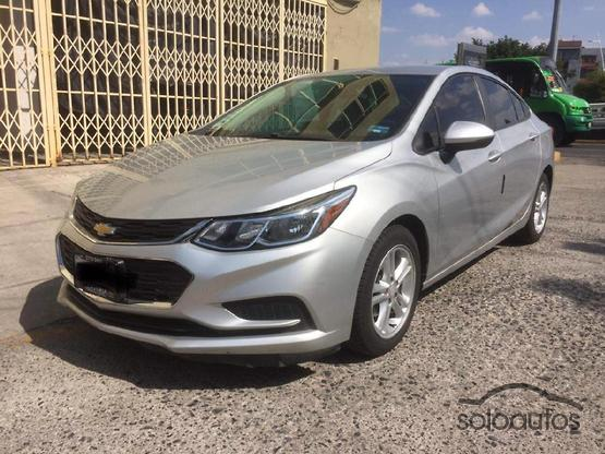 2016 Chevrolet Cruze LS Turbo A