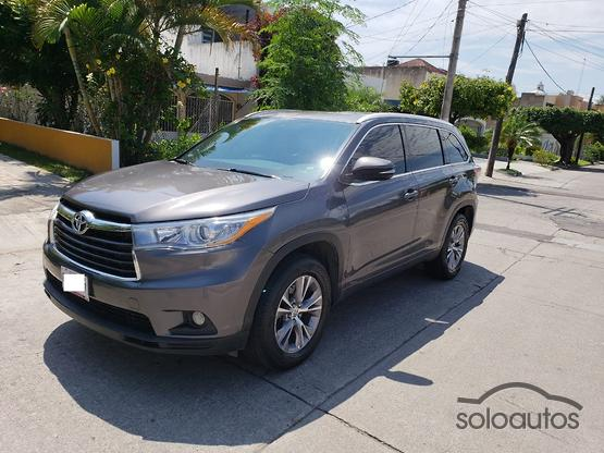 2014 Toyota Highlander 3.5 XLE AT