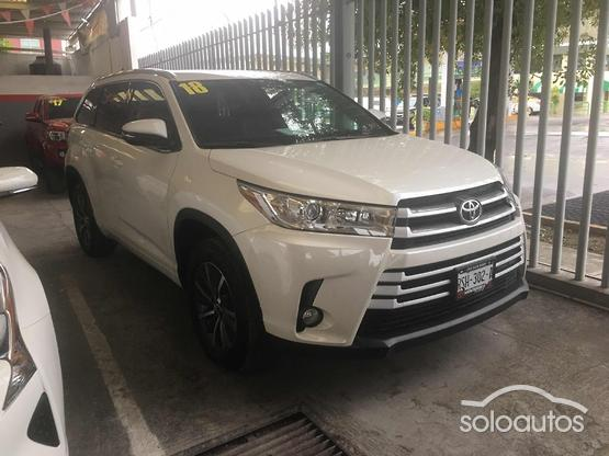 2018 Toyota Highlander 3.5 XLE AT