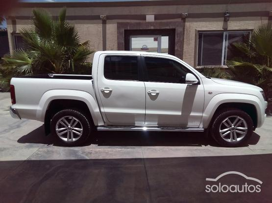 2017 Volkswagen Amarok Highline 4Motion AT