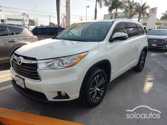 2016 Toyota Highlander 3.5 XLE AT