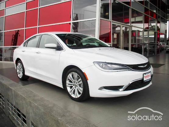 2015 Chrysler 200 2.4 Limited