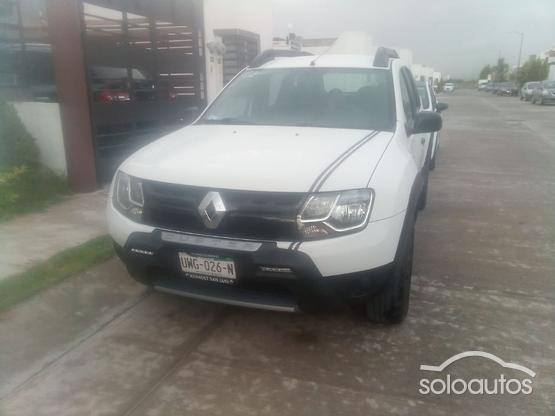2017 Renault Duster 2.0 Dynamique Media Nav MT