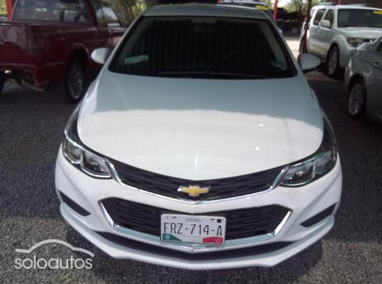2017 Chevrolet Cruze LS Turbo B