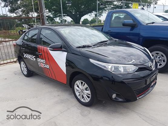 2018 Toyota Yaris Sedan S CVT