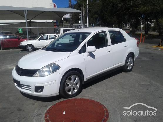 2013 Nissan Tiida Sedan Advance TM AC 1.8
