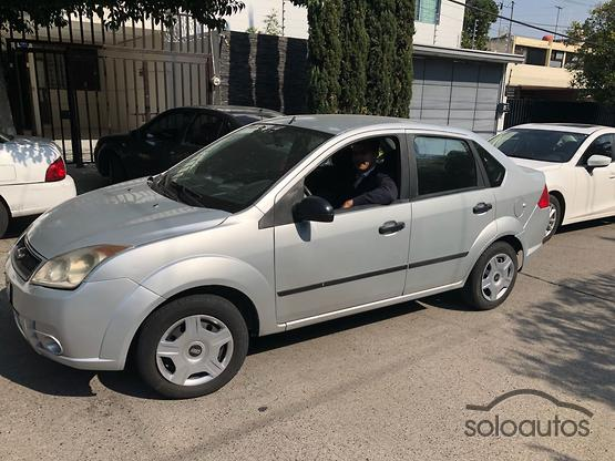 2008 Ford Fiesta Sedan First