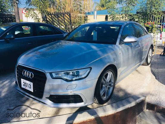 2013 Audi A6 Luxury 2.0 FSI Multitronic