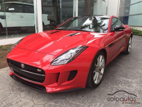 2015 Jaguar F-Type 3.0 V6 AT