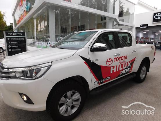 2018 Toyota Hilux 4x4 Doble Cabina Diesel AT